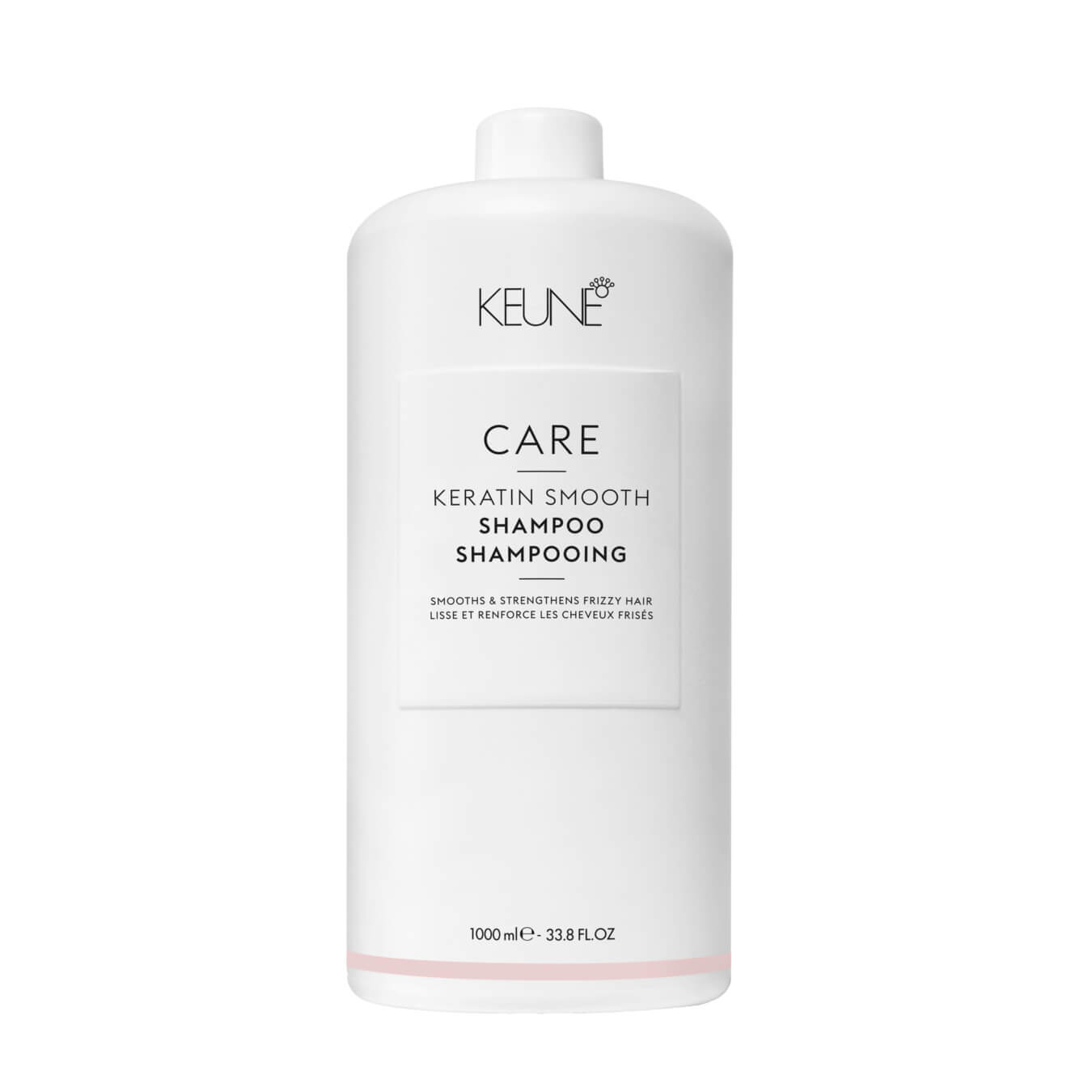 keune care keratin smooth shampoo 1000ml 8719281103639