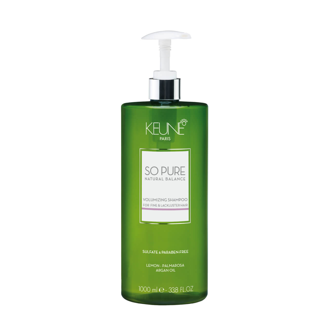 Koop Keune So Pure Volumizing Shampoo 1000ml