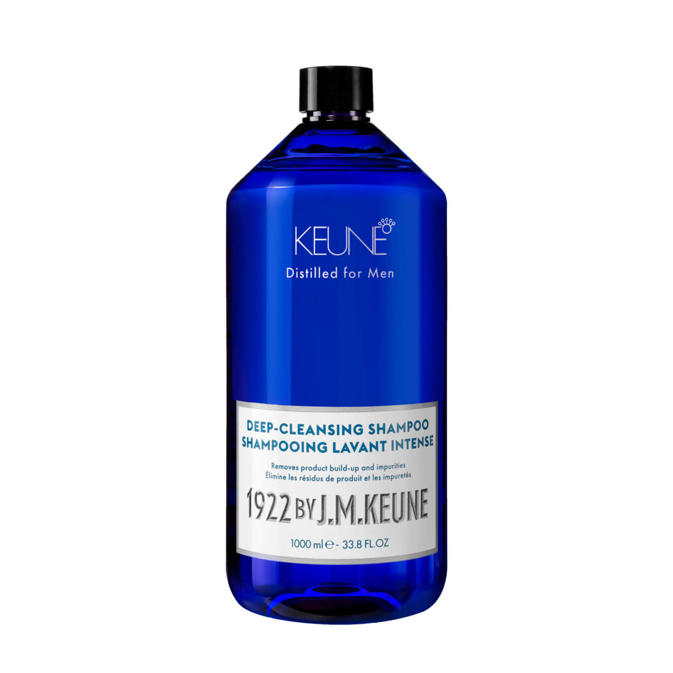 Koop 1922 By JM Keune Deep-Cleansing Shampoo 1000ml