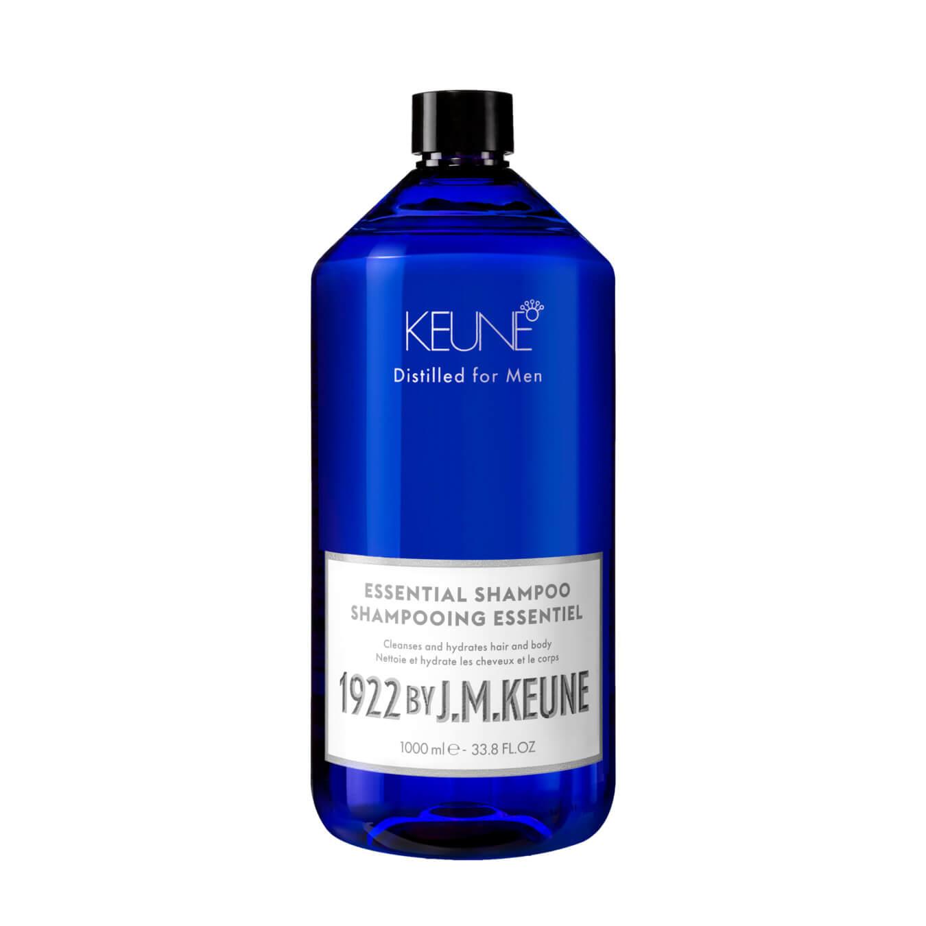 Koop 1922 By JM Keune Essential Shampoo 1000ml