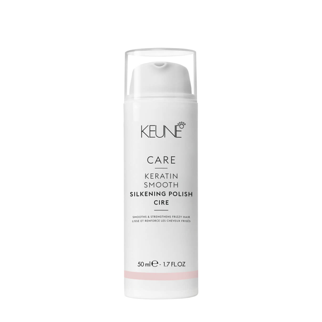 Koop Keune Care Keratin Smooth Silkening Polish 50ml