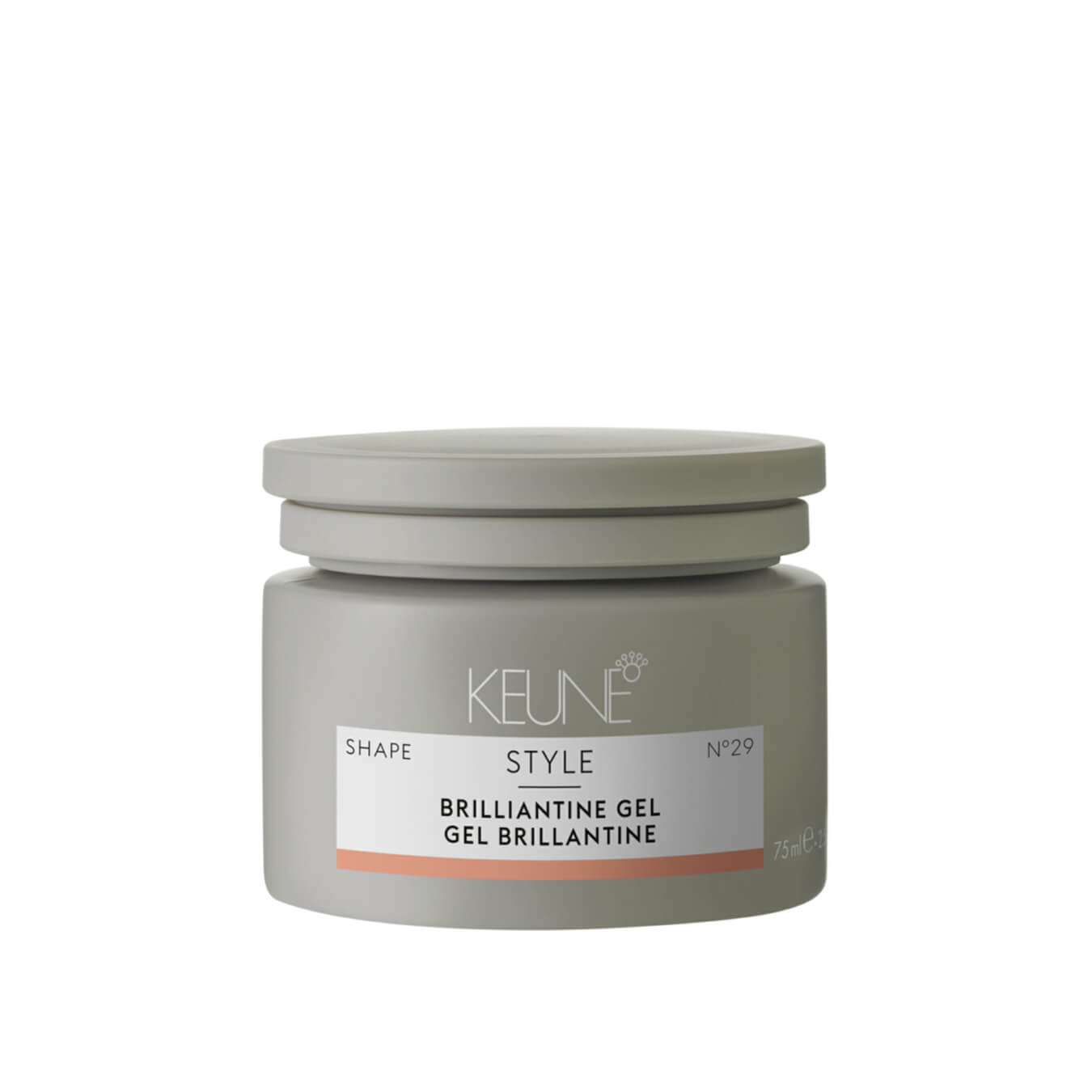 Koop Keune Style Brilliantine gel 75ml